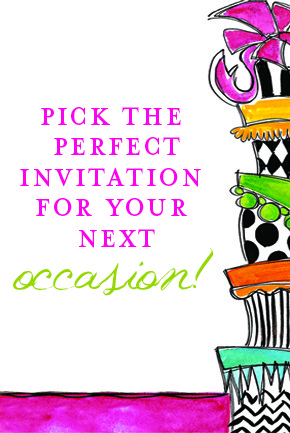 personalized invitations discounted