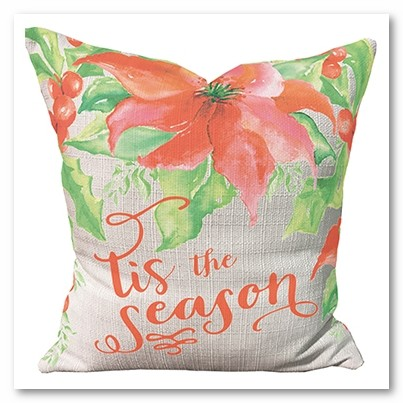 Tis the Season Pillow